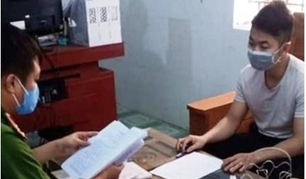 Tung tin nhiễm Covid-19 để dọa người khác, thanh niên người Nghệ An bị phạt