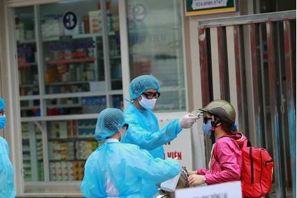 Trường hợp F4 đầu tiên ở Việt Nam lây nhiễm Covid-19 từ đâu?