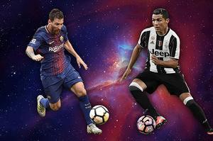 Vượt qua Messi, Ronaldo giành giải thưởng cầu thủ xuất sắc nhất mọi thời đại