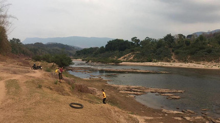 Nam thanh niên giả gái vượt biên qua Lào để trốn cách ly