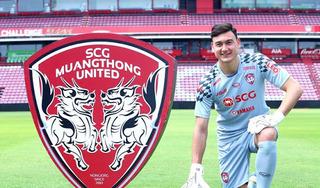 Đặng Văn Lâm quyết tâm lấy lại vị trí ở Muangthong United