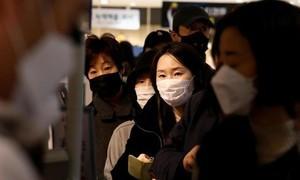Hàn Quốc tiếp tục tăng cường 'giãn cách xã hội'