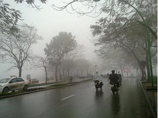 Tin tức thời tiết ngày 5/4/2020: Hà Nội trời lạnh, có mưa rải rác