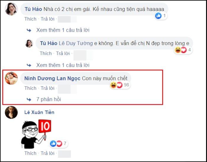 Ninh Dương Lan Ngọc 'giận tím người' khi bị đăng ảnh 'dìm hàng' vào ngày sinh nhật