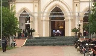 Lập biên bản vụ tụ tập đông người cầu nguyện ở Hà Tĩnh: Linh mục không hợp tác