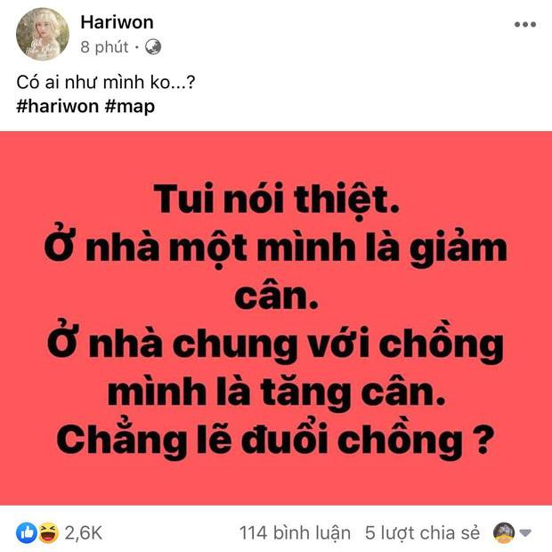 Bất ngờ lý do Hari Won muốn 'đuổi' Trấn Thành ra khỏi nhà