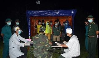 Phát hiện 12 người vượt biên từ Lào về nước để trốn cách ly
