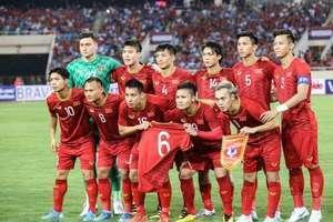 Đội tuyển Việt Nam gặp bất lợi vì quyết định của FiFA