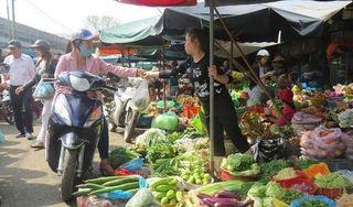 Đi chợ dân sinh mùa Covid-19, cần làm gì để bảo đảm an toàn?
