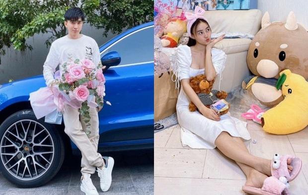 Fan 'soi' bằng chứng Chi Dân dự sinh nhật của bạn gái tin đồn Ninh Dương Lan Ngọc
