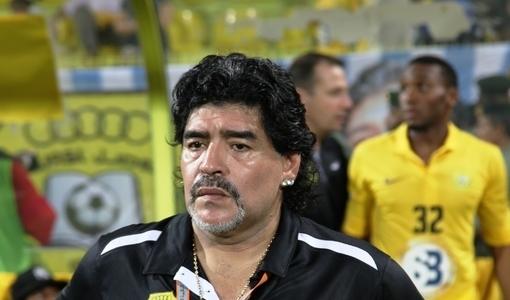 Maradona: 'Nhiều CLB lợi dụng tình hình hiện tại để quỵt tiền lương của cầu thủ'