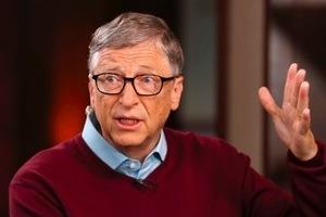 """Tỷ phú Bill Gates dự báo: """"Cuộc sống chỉ trở lại bình thường khi có vaccine ngừa Covid-19"""""""