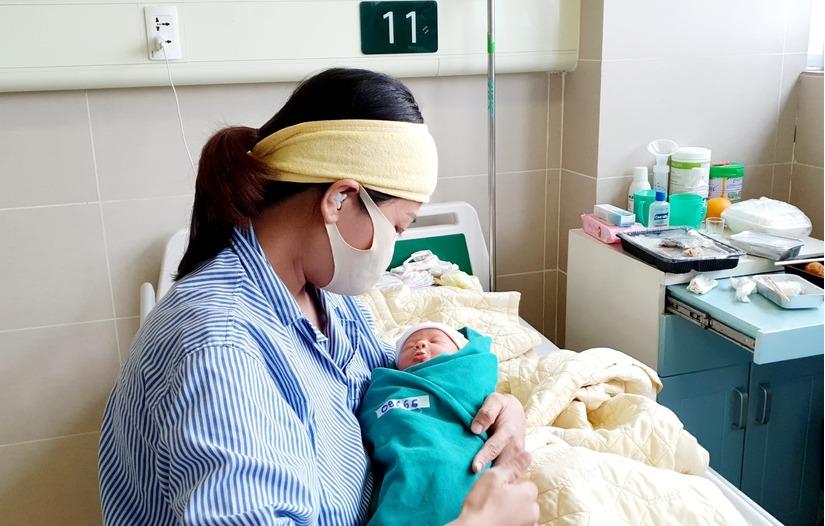 Chuyện về những em bé chào đời trong khu cách ly Bệnh viện Bạch Mai 2