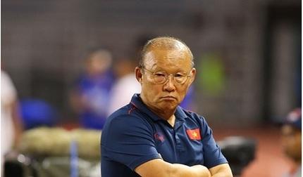 Báo Indonesia vui mừng khi HLV Park Hang Seo bị treo giò ở AFF Cup 2020