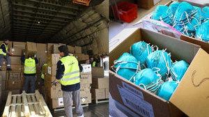 Trung Quốc bị tố viện trợ khẩu trang làm từ 'vải đồ lót' cho Pakistan