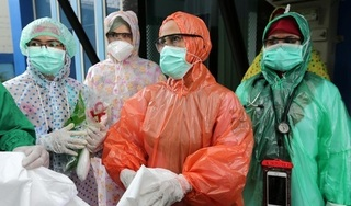 Indonesia đối mặt với cơn bão Covid-19, 24 bác sỹ tử vong
