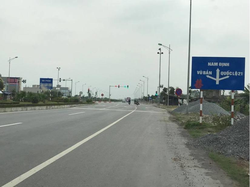 Nam Định: Gần 82km giao thông huyết mạch được xây dựng, cải tạo