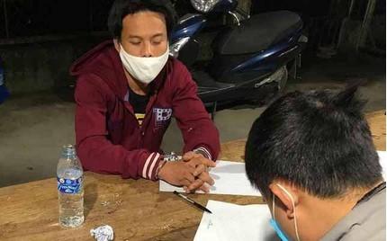 Gã trai giấu trăm viên ma túy trong khu cách ly tập trung