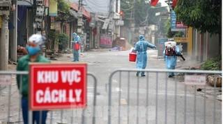 Phát hiện thêm 2 ca dương tính liên quan bệnh nhân 243, Hà Nội phong tỏa cả thôn Hạ Lôi