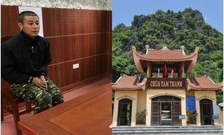 Tin mới nhất vụ đối tượng nghiện hút trộm tiền công đức tại chùa Tam Thanh