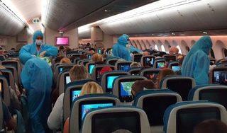 Vietnam Airlines mở 2 chuyến bay đưa gần 600 người châu Âu hồi hương