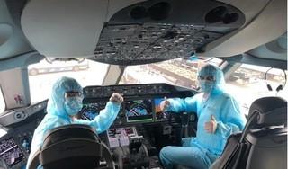 Ca bệnh phi công của Vietnam Airlines nhiễm Covid-19 trong tình trạng nặng, 'còn nước còn tát' phải điều trị