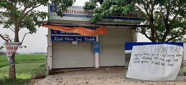 Tự ý đóng cửa giữa mùa dịch Covid-19, cửa hàng xăng dầu ở Nghệ An bị phạt 30 triệu đồng