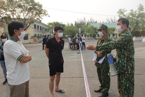Đà Nẵng hoãn thu phí cách ly người về từ TP HCM và Hà Nội