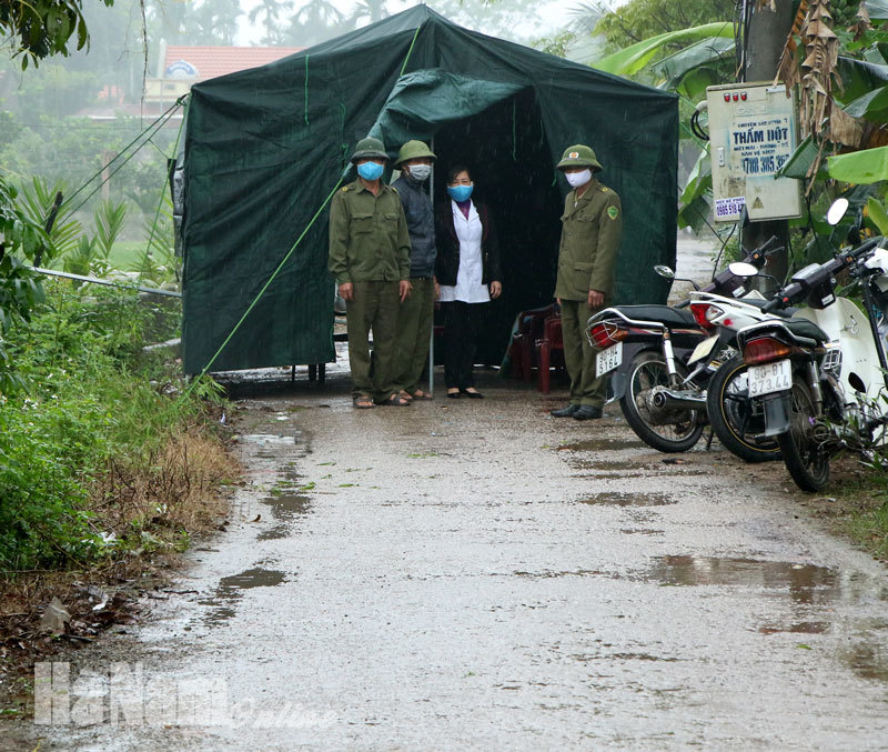 Hà Nam: Bước đầu xác định 600 trường hợp là F1, F2 của bệnh nhân 2