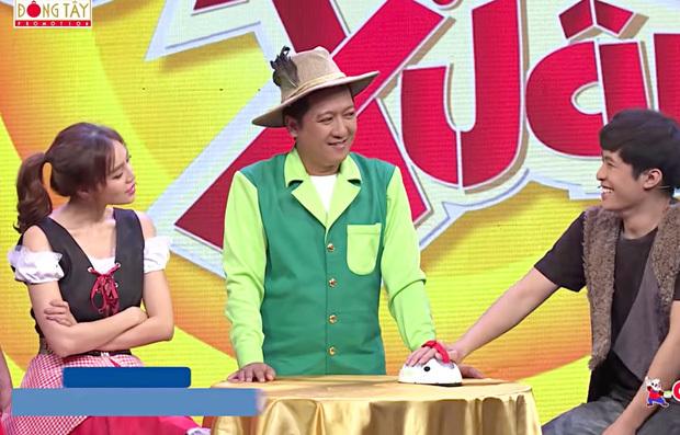 Úp mở chuyện tình cảm, Ninh Dương Lan Ngọc thừa nhận thích Chi Dân ngay trên sóng truyền hình?