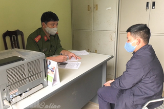 Hà Nam: Tạm giữ đối tượng lăng mạ, xuyên tạc về công tác chống dịch Covid -19