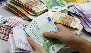 Tỷ giá euro hôm nay 10/4: Đồng loạt tăng giá cả 2 chiều tại 8 ngân hàng