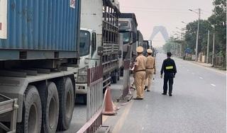 Nguyên nhân hàng trăm xe tải ùn ứ kéo dài từ Hải Dương sang Quảng Ninh