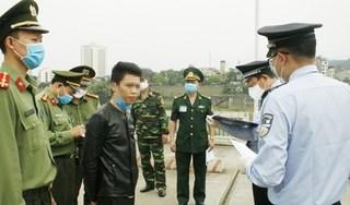 Thanh niên Trung Quốc vượt biên đến Lào Cai thăm người yêu