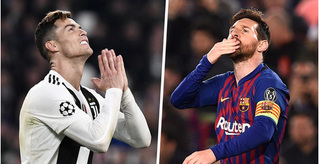 Messi rất ngưỡng mộ Thierry Henry, Ronaldo sắp về Real?