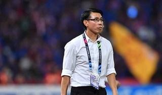 HLV Tan Cheng Hoe bất an trước trận gặp Việt Nam ở VL World Cup