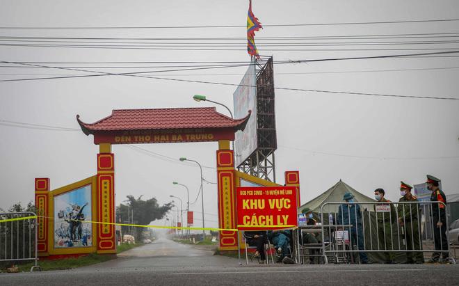 Cơ quan chức năng huyện Mê Linh giải thích vụ bệnh nhân 254 'lọt' chốt kiểm dịch khiến 1 BV phải cách ly
