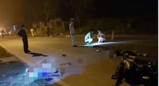 Nguyên nhân vụ xe máy đấu đầu khiến 3 thanh niên tử vong tại chỗ ở Hòa Bình