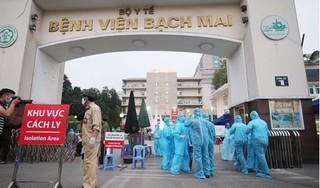 Tin tức trong ngày 12/4: Bệnh viện Bạch Mai chấm dứt hợp đồng với Công ty Trường Sinh