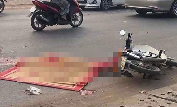 Truy tìm tài xế nghi gây tai nạn khiến 2 người chết rồi bỏ chạy