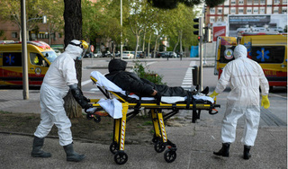 Tình hình dịch Covid-19 ngày 13/4: Mỹ gần 22 nghìn người chết