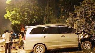 Bắt khẩn cấp 'ma men' gây tai nạn liên hoàn ở Lạng Sơn