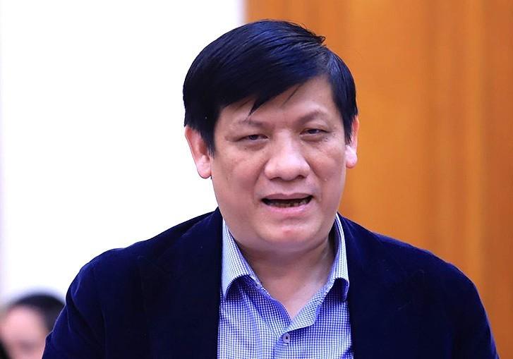 Thứ trưởng Bộ Y tế Nguyễn Thanh Long