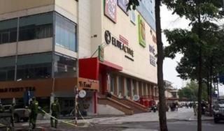 Người phụ nữ tử vong sau khi rơi từ tòa nhà cao tầng khu vực siêu thị Big C Hà Đông