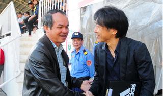 HLV Miura lên tiếng về tin đồn mâu thuẫn với bầu Đức