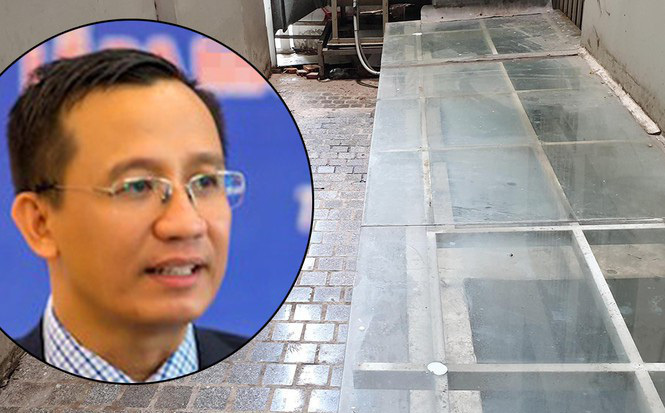 Tình tiết mới nhất vụ tiến sĩ Bùi Quang Tín rơi lầu tử vong bất thường
