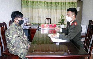 Nam Định xử phạt hàng trăm trường hợp không đeo khẩu trang phòng dịch