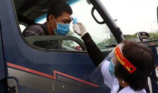 Tất cả tài xế, phụ xe lưu trú qua đêm ở vùng dịch về Bắc Giang phải cách ly 28 ngày