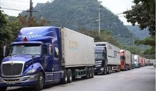 Lạng Sơn kiến nghị dừng nhận hàng hóa lên cửa khẩu Tân Thanh