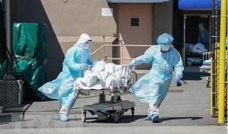 Mỹ hơn 2 nghìn ca tử vong trong ngày, ông Trump tuyên bố tạm ngừng tài trợ cho WHO